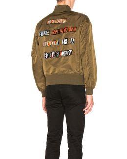 Star Bomber Jacket