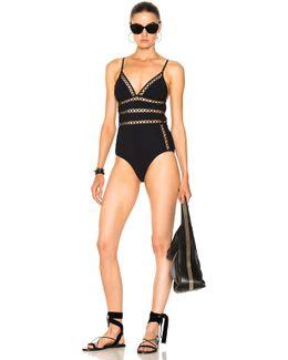Paradiso Bonded Lattice Swimsuit