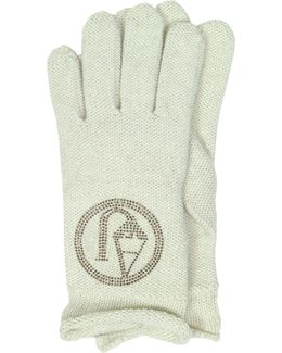 Signature Wool Blend Gloves