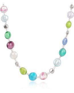 Frida - Murano Glass Bead Necklace