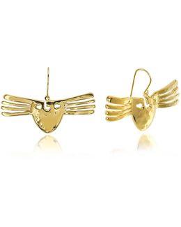 Melina Mask Earrings