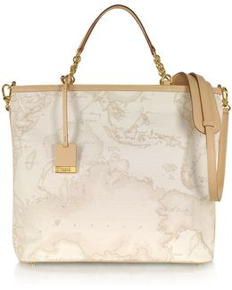 1a Prima Classe - Geo Printed Medium ''contemporary'' Tote Bag