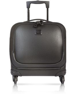 Magellano Black Work Suitcase