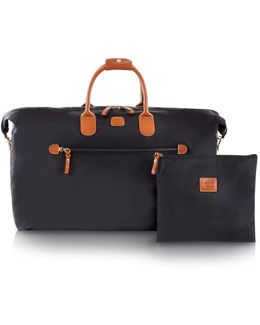 X-travel Large Foldable Last-minute Holdall In A Pouch
