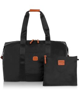 X-bag Medium Foldable Last-minute Holdall In A Pouch