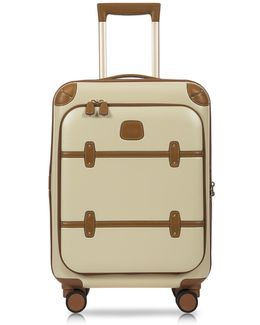 Bellagio Business V2.0 21 Cream Carry-on Spinner