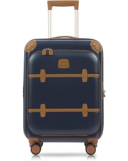 Bellagio Business V2.0 21 Blue-tobacco Carry-on Spinner
