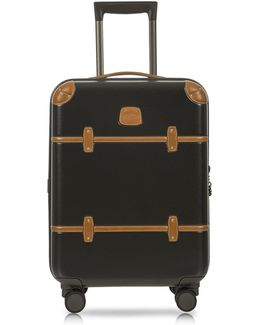 Bellagio V2.0 21 Olive Carry-on Spinner Trunk