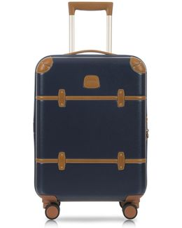 Bellagio V2.0 21 Blue Tobacco Carry-on Spinner Trunk