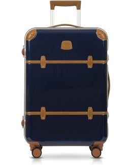 Bellagio Metallo V2.0 25 Blue Carry-on Spinner Trunk