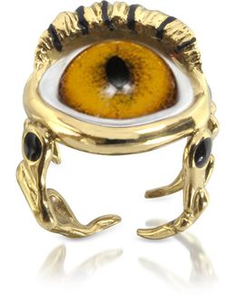 Bronze Eye Ring