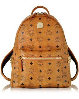Stark Small Cognac Backpack