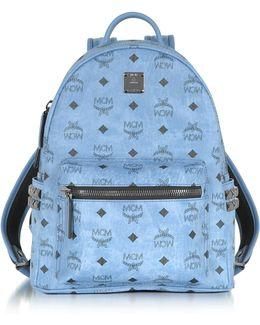 Denim Small Stark Backpack