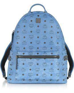 Denim Medium Stark Backpack