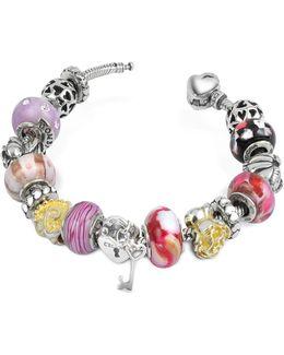 Sterling Silver Romance Bracelet