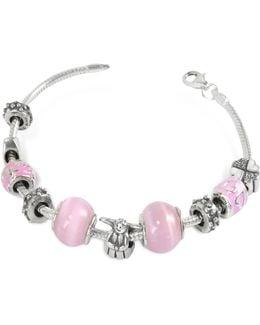 Sterling Silver Baby Girl Bracelet