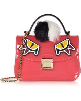 Pink Candy Jungle Sugar Mini Crossbody Bag