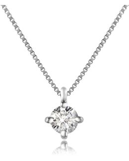 Diamond Stud Necklace