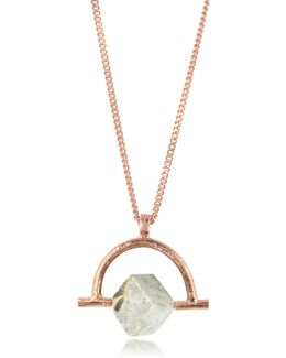 Wonder Wander Agate Stone Women's Necklace