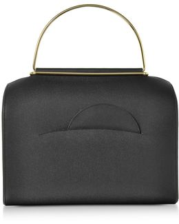 Black Leather Bag No. 1