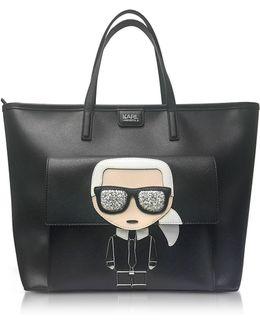 K/ikonik Canvas Shopper Bag