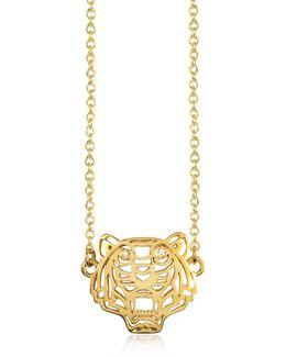 Mini Tiger Necklace