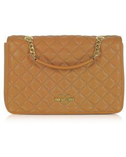 Fashion Quilted Eco-leather Shoulder Bag
