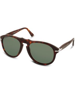 Arrow Signature Aviator Plastic Sunglasses