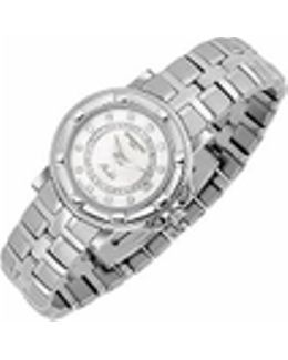Parsifal - Ladies' Diamond River And Mother Of Pearl Date Watch
