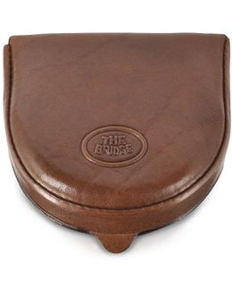 Story Uomo Leather Coin Purse