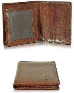 Story Uomo Dark Brown Men's Billfold Wallet