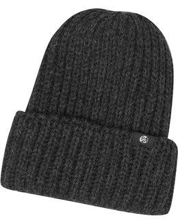British Wool Men's Beanie Hat