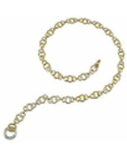 Romance - 18k Gold And Diamonds Necklace
