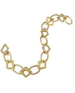 Siena Collection - 18k Yellow Gold Link Bracelet
