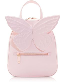 Baby Pink Kiko Butterfly Backpack