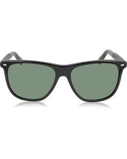 Ez0009 01n Black Polarized Men's Sunglasses