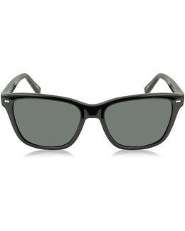 Ez0002 01d Black Polarized Men's Sunglasses