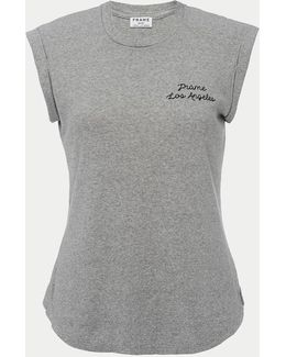 Muscle Shirttail Tee