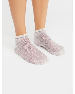 Abalone Ankle Sock