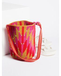 Azul Crochet Bag
