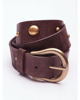Bancroft Studded Belt