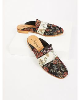 Brocade At Ease Loafer