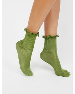 Bryant Heather Ankle Sock