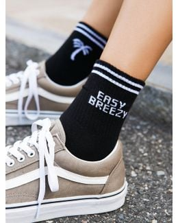 Double Time Crew Sock