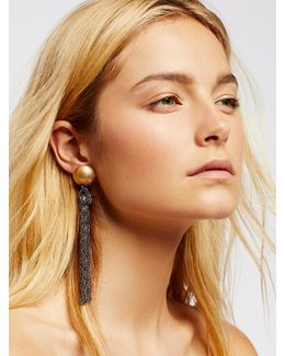 Downtown Tassel Earrings
