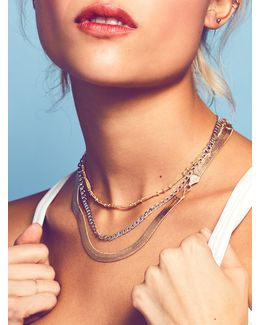 Essential Chain Choker