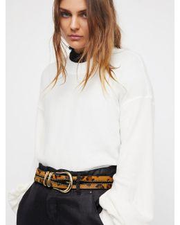 Estelle Embellished Belt