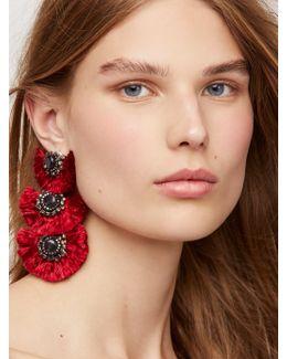 Falls Bloom Statement Earrings