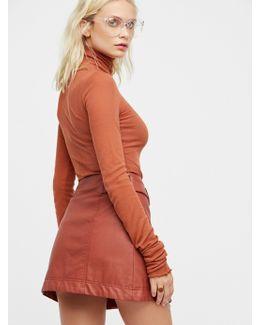 Feelin' Fresh Vegan Skirt