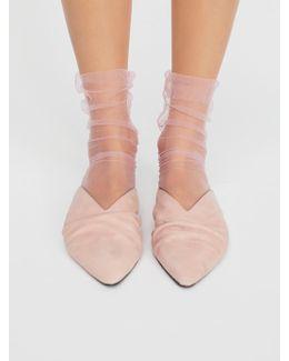 Felix Sheer Crew Socks
